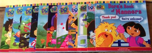 Dora the Explorer (11 Book Collection)