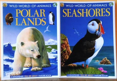 Wild World of Animals (5 Book Collection)