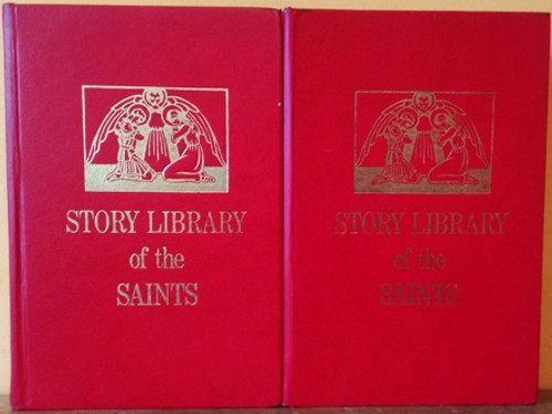 Story Library of the Saints (2 Book Collection)