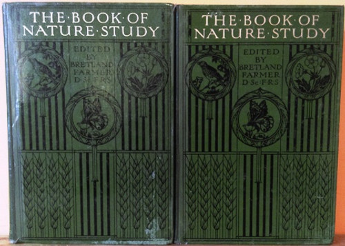 The Book of Nature (2 Book Collection)