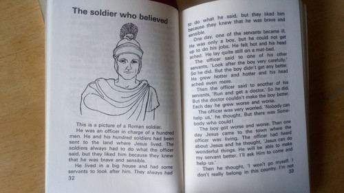 Set 4 Vintage Childrens Biblical Storybooks Paperbacks( ages 4-8) Pbs 1970's