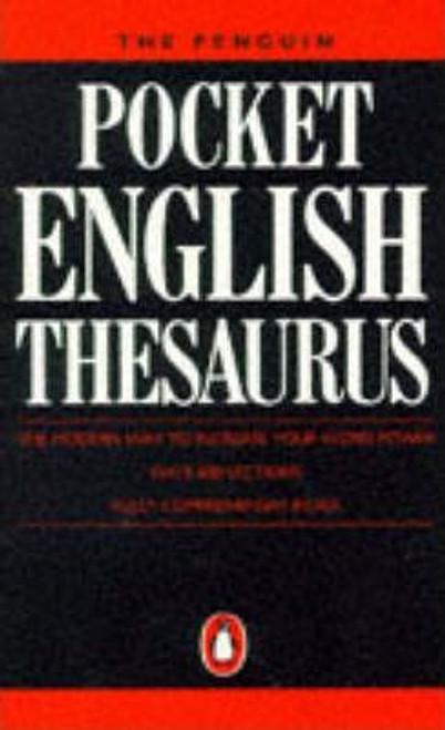The Penguin Pocket English Thesaurus