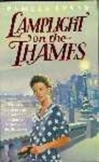 Evans, Pamela / Lamplight on the Thames