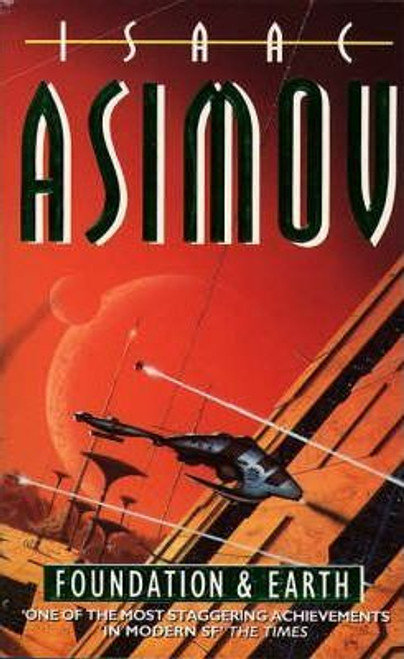 Asimov, Isaac / Foundation and Earth ( Foundation Series Book 5)