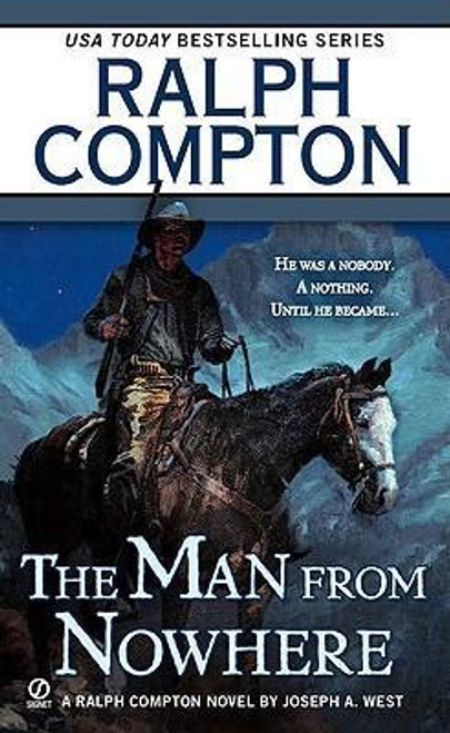 Compton, Ralph / The Man from Nowhere