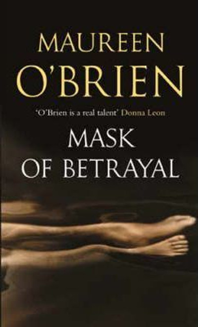 O'Brien, Maureen / Mask of Betrayal