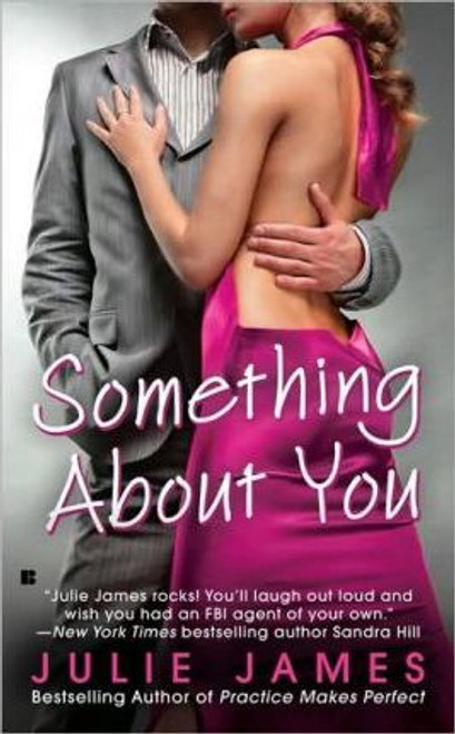 James, Julie / Something about You