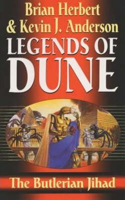 Herbert, Brian / Dune: The Butlerian Jihad