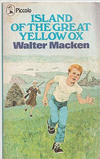 Macken, Walter / The Island of the Great Yellow Ox