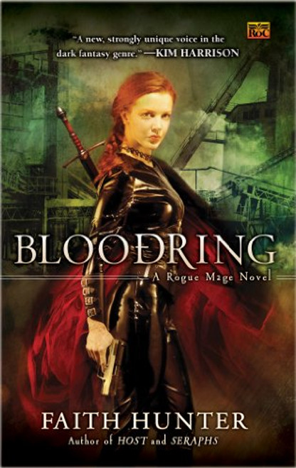 Hunter, Faith / Bloodring