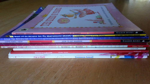 10 Book Lot / Collection  - Children's Picture Books - ages 4-8 & Early Readers