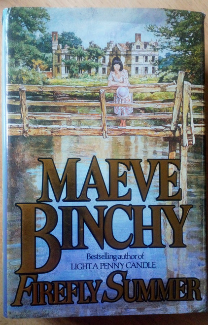 Binchy, Maeve SIGNED HB Firefly Summer HB 1987