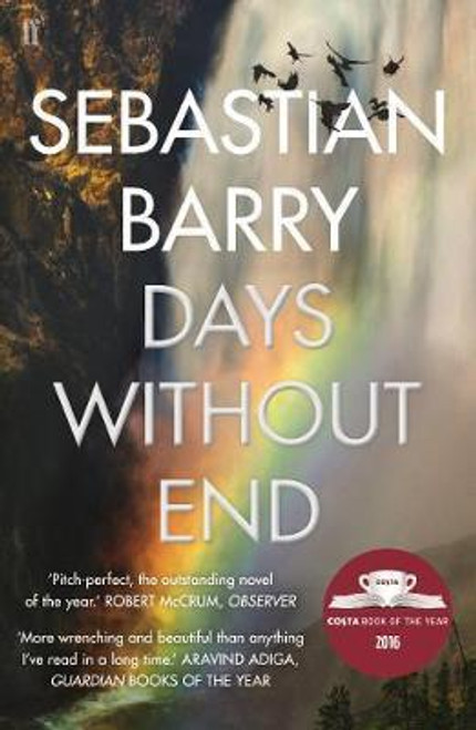 Barry, Sebastian / Days Without End