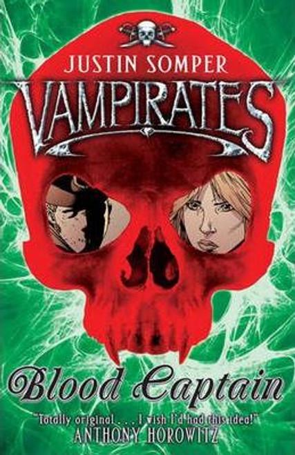 Somper, Justin / Vampirates: Blood Captain