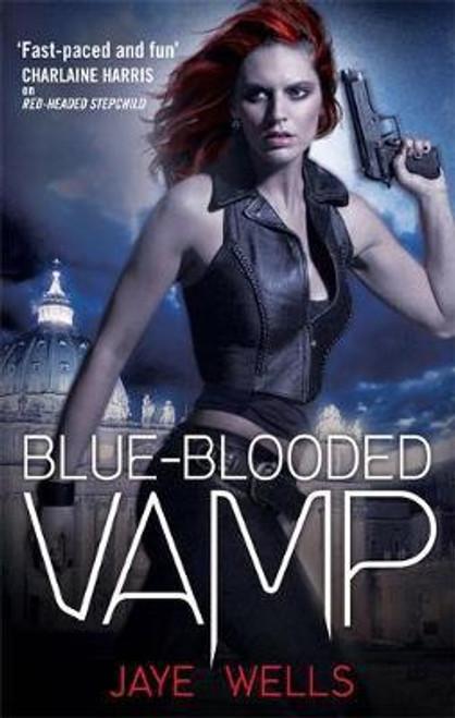 Wells, Jaye / Blue-Blooded Vamp