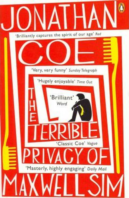 Coe, Jonathan / The Terrible Privacy Of Maxwell Sim