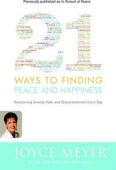 Meyer, Joyce / 21 Ways to Finding Peace and Happiness