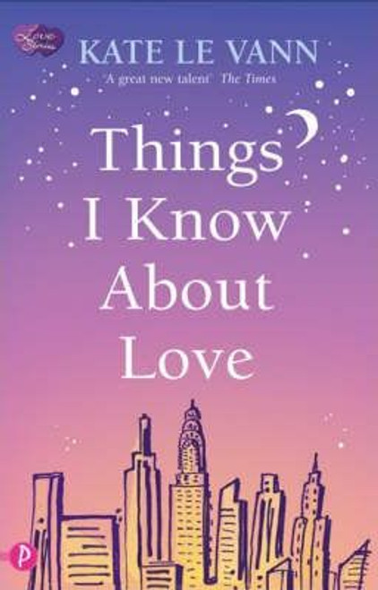 Le Vann, Kate / Things I Know About Love