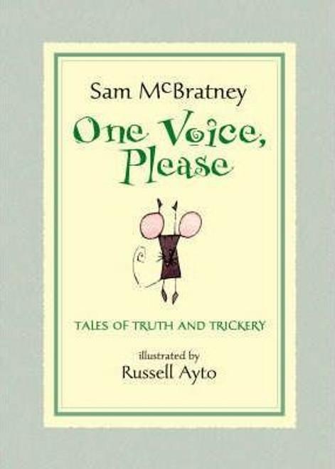 McBratney, Sam / One Voice, Please