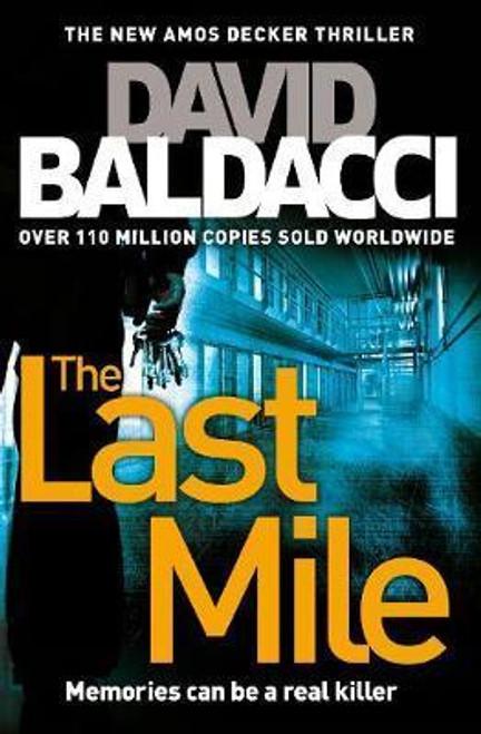 Baldacci, David / The Last Mile