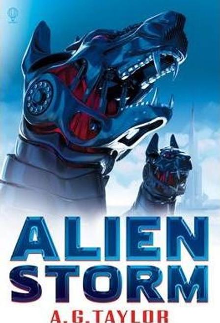 Taylor, A.G. / Alien Storm