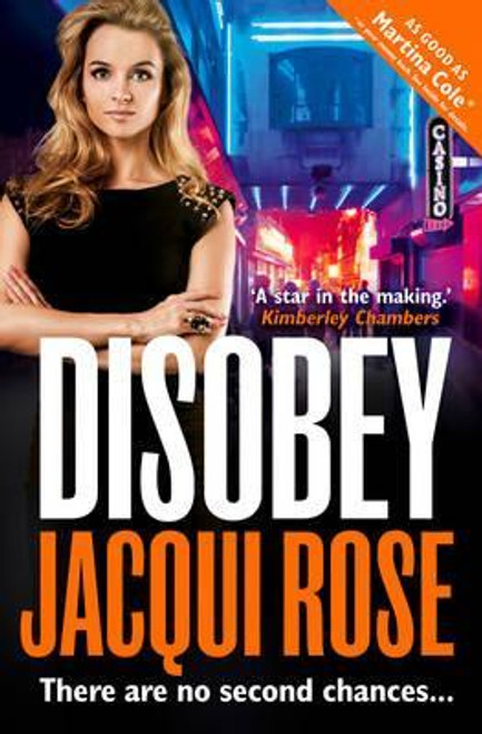 Rose, Jacqui / Disobey