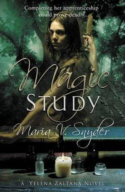 Snyder, Maria V. / Magic Study