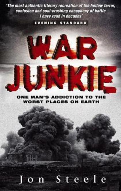 Steele, Jon / War Junkie