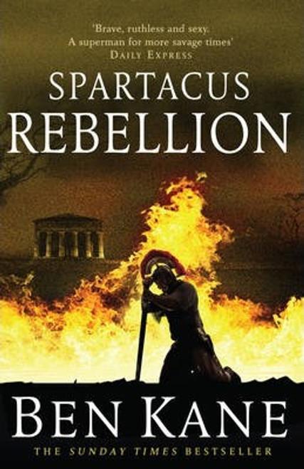 Kane, Ben / Spartacus: Rebellion