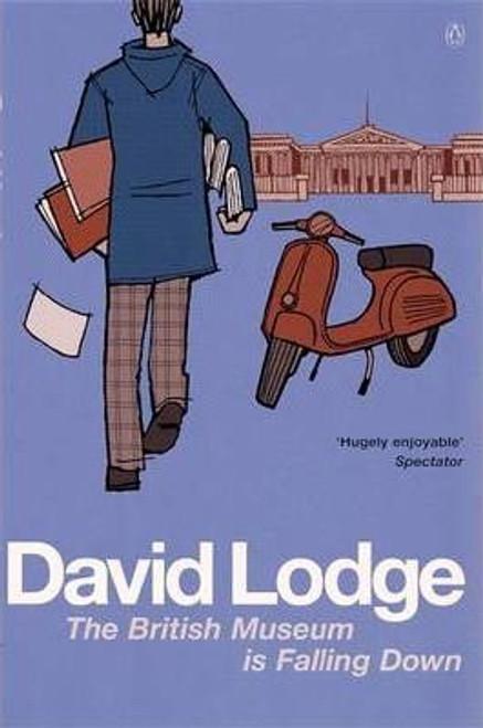 Lodge, David / The British Museum is Falling Down