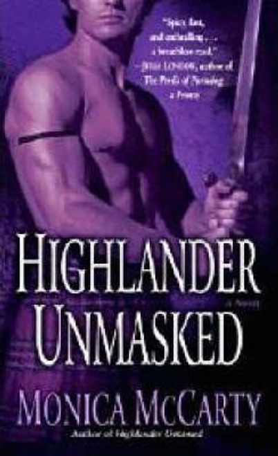 McCarty, Monica / Highlander Unmasked