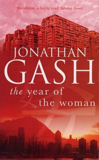 Gash, Jonathan / The Year of the Woman