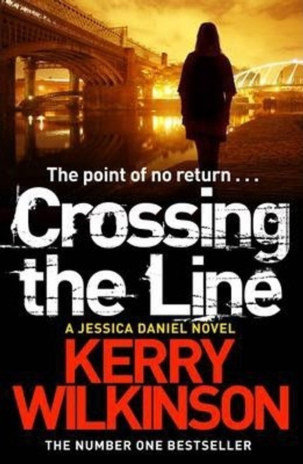 Wilkinson, Kerry / Crossing the Line