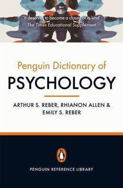 Reber, Arthur S. / The Penguin Dictionary of Psychology (4th Edition)