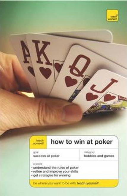 Levez, Belinda / Teach Yourself How to Win at Poker