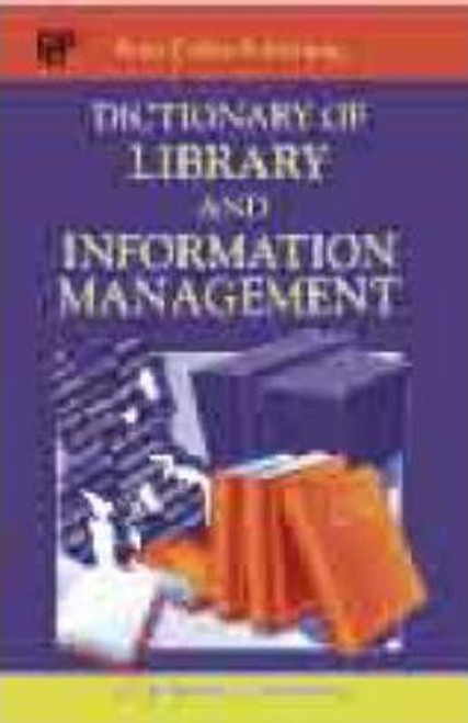 Stevenson, Janet / Dictionary of Library and Information Management