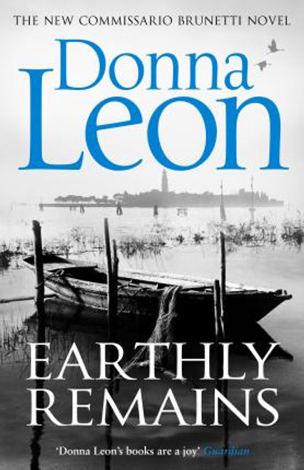 Leon, Donna / Earthly Remains