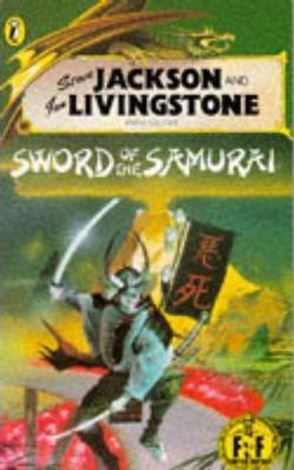 Jackson, Steve / Sword of the Samurai