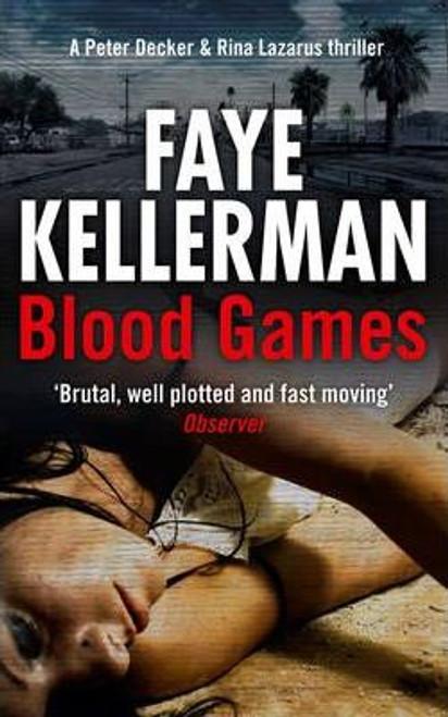 Kellerman, Faye / Blood Games