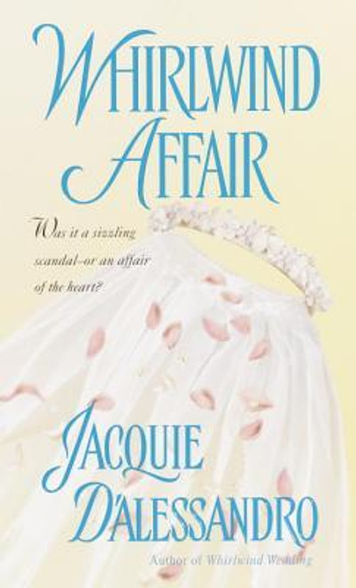 D'Alessandro, Jacquie / Whirlwind Affair