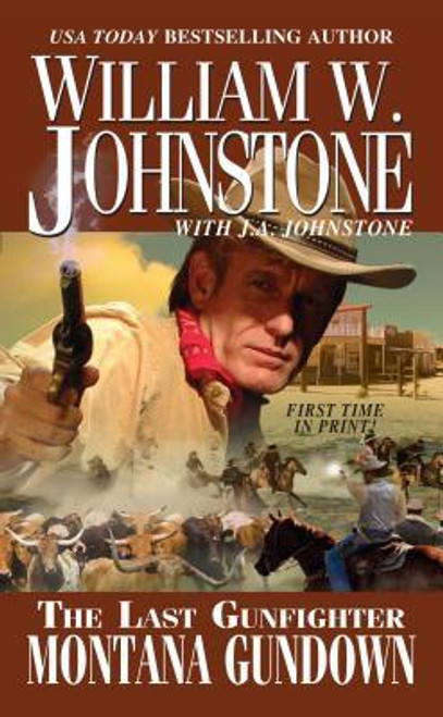 Johnstone, William W. / Montana Gundown