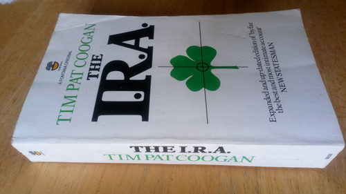 Coogan, Tim Pat - The I.R.A - Revised 1980 Edition - Troubles & Northern Ireland