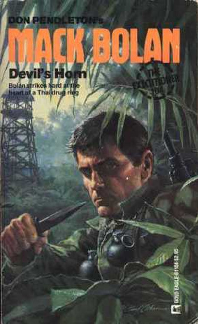 Penddleton, Don / Devil's Horn (Mack Bolan : The Executioner #104)