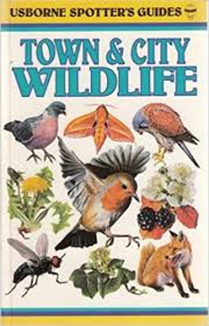 Shipp, D. / Town and City Wild Life
