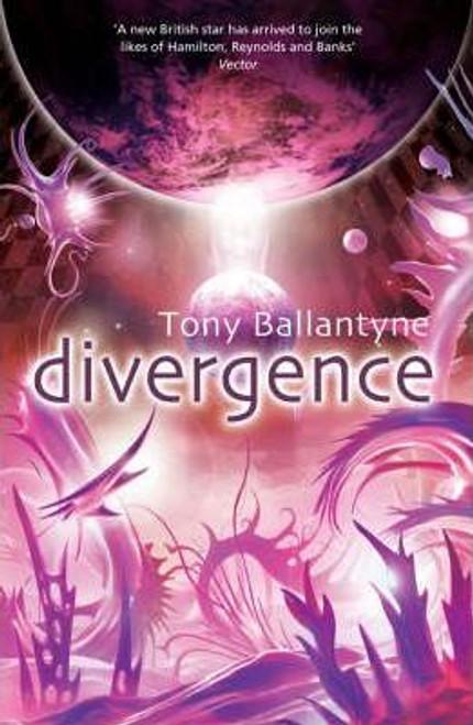 Ballantyne, Tony / Divergence