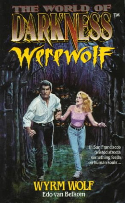 Van Belkom, Edo / Wyrm Wolf