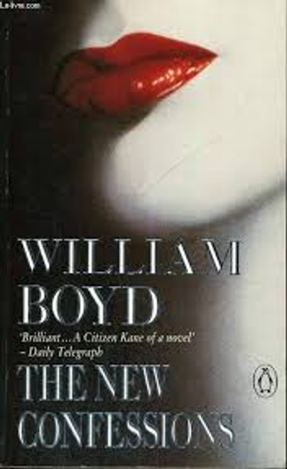 Boyd, William / The New Confessions