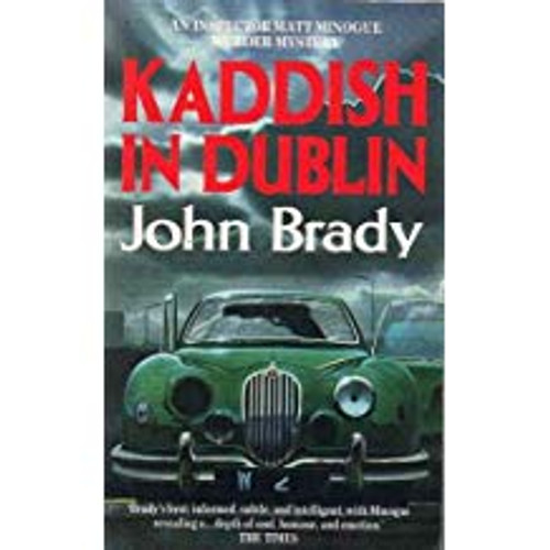 Brady, John / Kaddish in Dublin