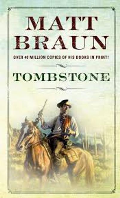 Braun, Matt / Tombstone