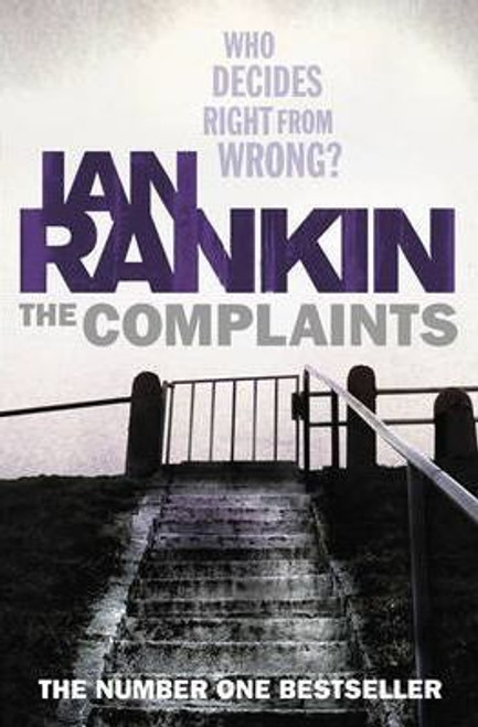 Rankin, Ian / The Complaints (Large Paperback)